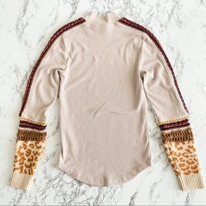 Free People Sweaters - NWT Free People Switch it Up Thermal Top